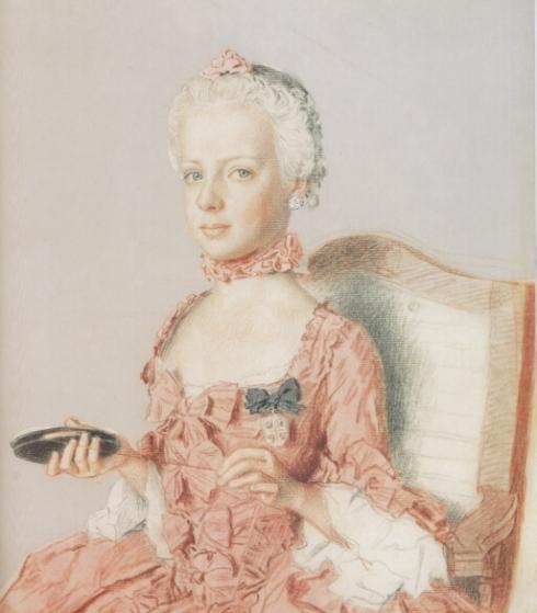 1762. Marie Antoinette