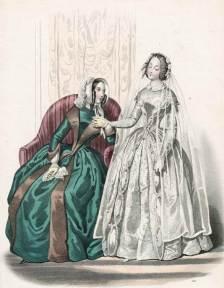 1844. December Le Follet.