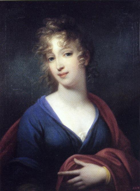 1802. Elena Pavlovna of Russia