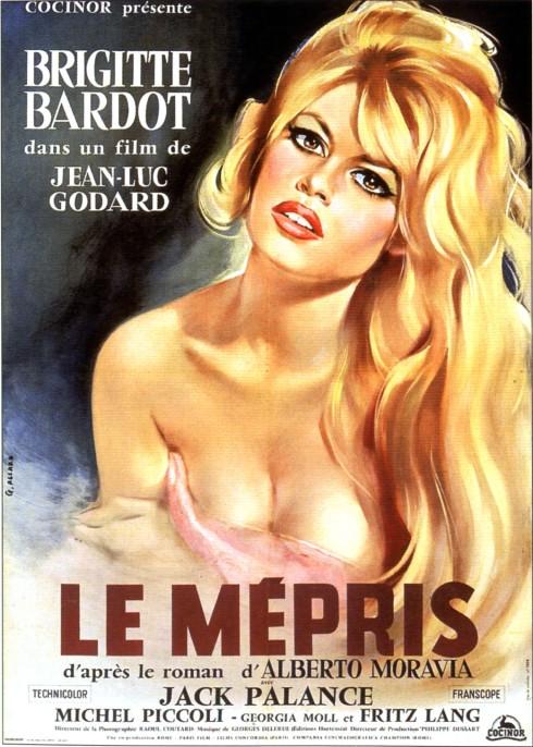 Godard -  Le Mepris