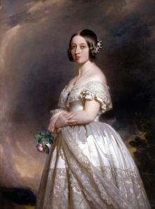 1842. A young Queen Victoria
