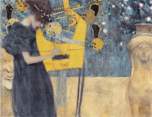 1895. Music I - Klimt