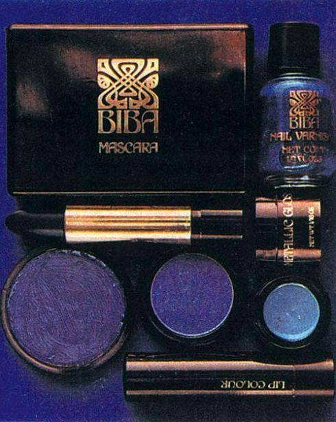 1960s Biba Makeup