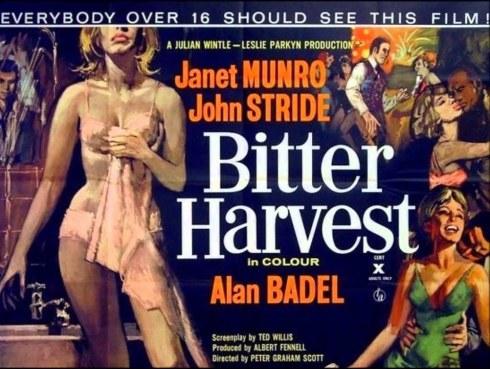 1963. Bitter Harvest