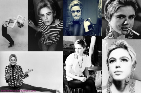 Fashion Icons - Edie Sedgwick 3 text