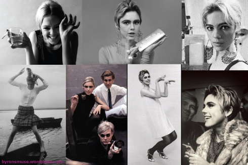 Fashion Icons - Edie Sedgwick 4 text