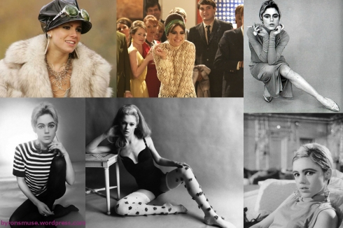 Fashion Icons - Edie Sedgwick 5 text