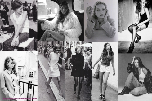 Fashion Icons - Kate Moss 4 text
